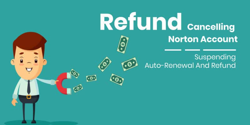 Refund: Cancelling Norton Account, Suspending Auto-Renewal And Refund