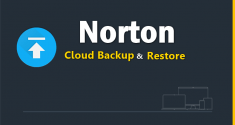 How does Norton Cloud Backup Work? Steps to Backup & Restore Drive