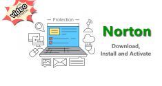 What are the Steps to Download, Install and Activate Norton Antivirus?