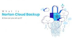 What is Norton Cloud Backup & how can you set up it?